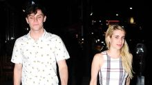 Back On! Evan Peters Gushes About Emma Roberts at 'AHS: Hotel' Premiere: 'I Just Love Her'