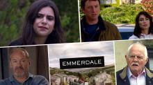 Next week on 'Emmerdale': Meena targets Liam, plus Victoria reveals Robert's fate (spoilers)
