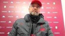 Klopp says result 'should not happen' after 7-2 thrashing by Villa