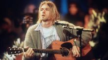 Kurt Cobain's 'MTV Unplugged' guitar sells for staggering, record-setting amount at auction
