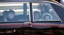 Que fofos! O papel dos bebês reais no casamento de Harry e Meghan