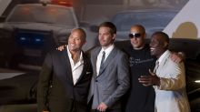 'Fast & Furious' star Dwayne Johnson sends a touching tribute to his late friend Paul Walker