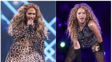 Jennifer Lopez and Shakira to play Super Bowl halftime show