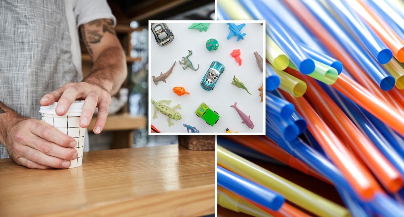 Revealed: The plastic items in your life you'll be forced to give up next