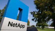 NetApp Quarterly Earnings Top Estimates, But Outlook Falls Short