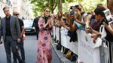 Celine Dion, una geisha flamenca de Gucci