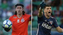 Cássio ou Volpi? De quem foi a pior falha em São Paulo x Corinthians?