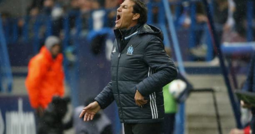Foot - L1 - OM - Rudi Garcia (entraîneur de Marseille) : «On est qualifié pour rien»