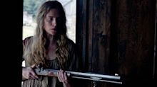 Brit Marling on Fighting For Her Life in the Civil War Drama 'The Keeping Room' (Exclusive Trailer)