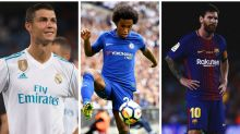 Gossip: Angry Ronaldo 'to quit Real Madrid next week', Man City 'meet with Messi's dad', Barcelona 'target Willian'