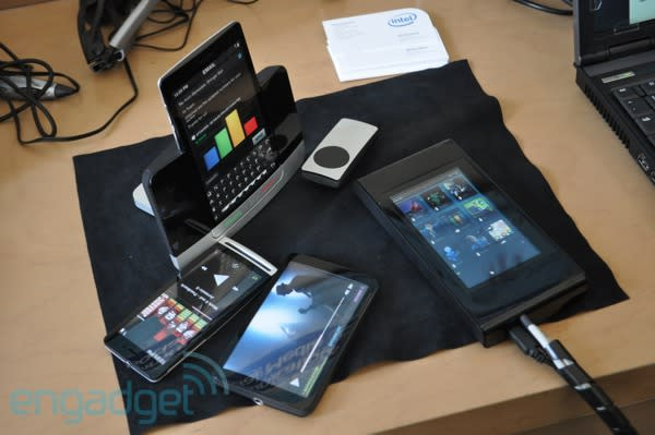 Intel's SENS platform pictures a world of Moorsetown-powered and sensor equipped phones
