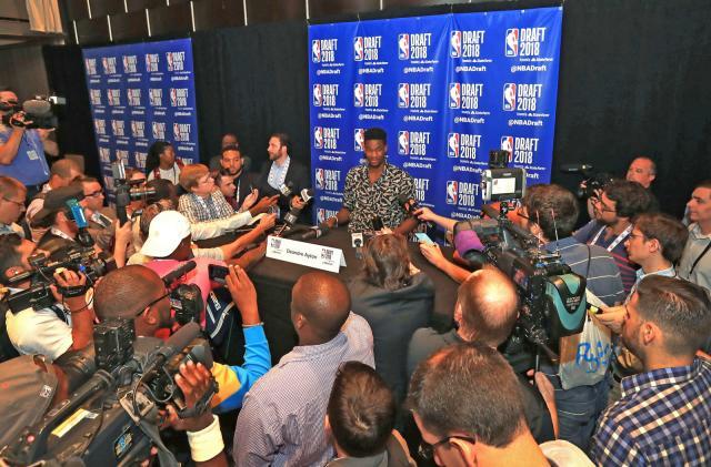 Follow tonight's NBA draft with ESPN's Twitter livestream