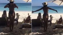 Winter, adé: Mit diesen Bikinibildern heizten uns die Stars diese Woche ordentlich ein