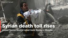 PHOTOS: Syrian death toll rises