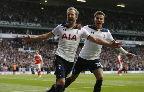 Tottenham solide contre Arsenal