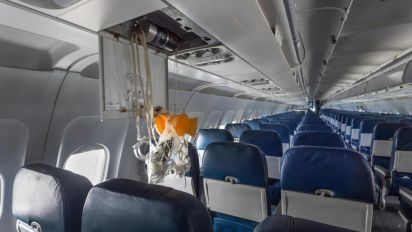 氧氣罩都偷?空姐力數乘客鍾意偷奇怪嘢