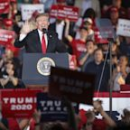 President Trump blasts Fox News, Joe Biden and 'artificial lights' at Pennsylvania rally