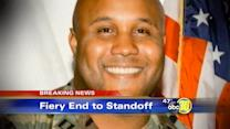 Ex-LAPD officer Christopher Dorner believed dead after standoff