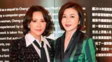 Carina Lau and Rosamund Kwan are friends again