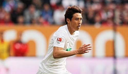 Bundesliga: FCA bangt um Koreaner Koo