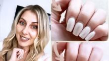 This Blogger On Instagram Shares A Great Tip To Handle Outgrown Gel Manicure During Self Quarantine