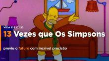 13 vezes que 'Os Simpsons' previu o futuro com incrível precisão