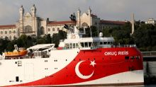 Turkish survey ship begins operations in east Mediterranean - minister