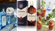 Gin, whisky, vodka e mais bebidas em promoção