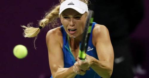 Tennis - WTA - Charleston - Charleston : Caroline Wozniacki passe, pas Samantha Stosur