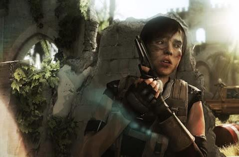Pre-order Beyond: Two Souls at GameStop, get Special Edition free