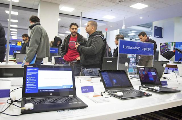 Your big-name PC may have a security flaw in its update software