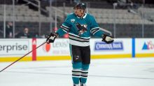Sharks' Evander Kane calls bankruptcy coming to light 'relief'