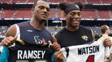 Jalen Ramsey on DeAndre Hopkins trade: First, I felt bad for Deshaun Watson