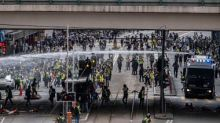 Hong Kong Police fires tear gas as protesters resist China's grip, launch first major demonstration after COVID-19 outbreak