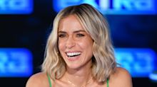 Kristin Cavallari just teased her new cookbook 'True Comfort' in a pair of $98 Lululemon leggings
