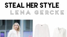 Steal her Style: Der Fashion Week Look von Lena Gercke