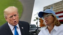 San Juan mayor rips Trump for giving himself a perfect '10' on hurricane response