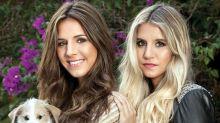 Cande y Mica Tinelli se defendieron tras ser escrachadas comprando carteras truchas en NYC
