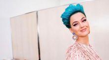 Los diseños más coloridos y extravagantes de la nueva colección de zapatos de Katy Perry
