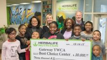 Herbalife Nutrition Donates $30,000 to Build New Roof for Winston-Salem YWCA's Best Choice Center