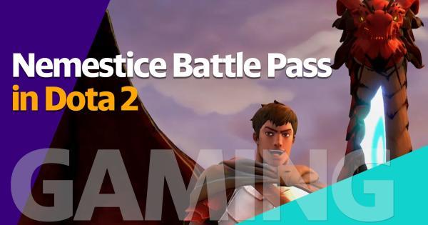 New Nemestice Battle Pass released for Dota 2 - Yahoo TV thumbnail