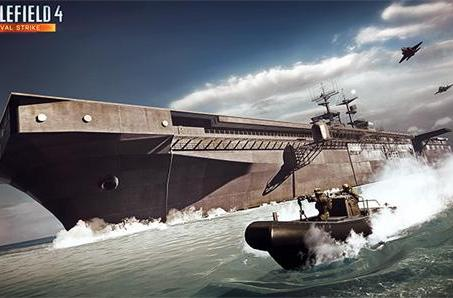 Battlefield 4 Naval Strike DLC hits open ocean March 25