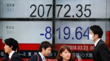 Bolsa de Tokio avanza a máximos de 1 mes, acciones de automotrices y tecnológicas lideran alzas