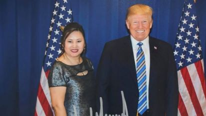 Former spa owner in Kraft scandal supports Trump