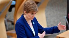 Nicola Sturgeon on course to provoke 'full-blown constitutional crisis' over Scottish independence, leaked memo admits