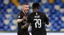 Napoli-Milan 2-2: Kessiè riacciuffa gli azzurri, il Diavolo strappa il pari