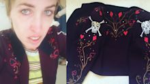 Tom Petty's daughter wore a special jacket with sentimental value to see him at the hospital