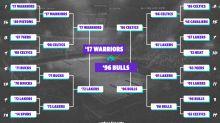 Best Teams Ever bracket: NBA edition, championship round
