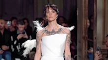 Asia Argento Walks Runway at Paris Fashion Week Months After Facing Sexual Assault Claims