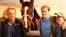 'Ride Like A Girl': Sam Neill admits being scared of the real man he plays in new horse racing drama (exclusive)
